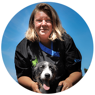 Our Team - Ange- Dog Care Specialist