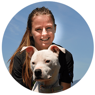 Our Team - Emily- Dog Care Specialist